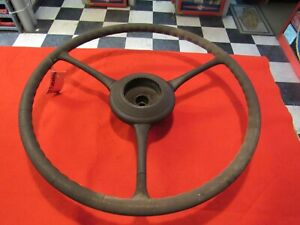 1937 39 Packard Senior Steering Wheel