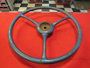 1935 37 Packard Junior Steering Wheel