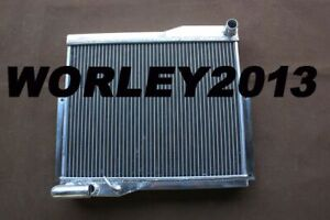 Aluminum Radiator For Mg Mgb Gt Roadster 1 8l 1977 To 1980 Manual