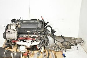 1996 Corvette Lt1 Engine 5 7 With Automatic Transmission Drop Out 67k Aa6626