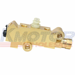 Truck Disc Drum Brake Brass Proportioning Valve Fit For Gm Chevrolet C30 C20 C10