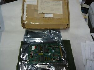 Teledyne Instruments Monitor Labs 81750012sp 1 Serial Data Acquisition Board