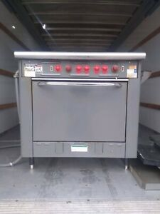 Vulcan 4 Burner Griddle Electric Stove With Oven Tested