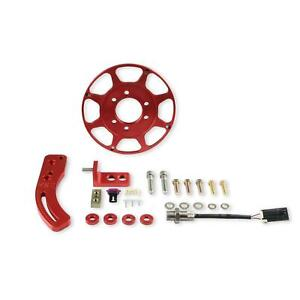 Msd 86201 Big Block Chevy Hall Effect Crank Trigger Kit 8 Inch