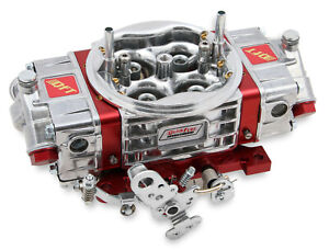 Quick Fuel Q 950 Q series 950 Cfm Carburetor Mechanical Secondary
