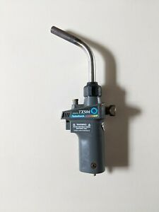 Turbotorch Tx 504 Extreme Torch For Propane Use Self Lighting Used Tested