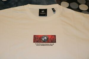 Kith For Bmw Raindrop Vintage Tee Size Large