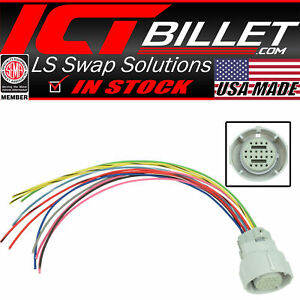 Allison Transmission 2007 up Wire Connector Harness Plug Pigtail Duramax Lly