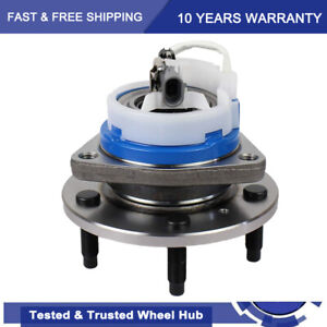 Front Wheel Bearing Hub Assembly W abs For Chevy Impala Pontiac Grand Prix Buick
