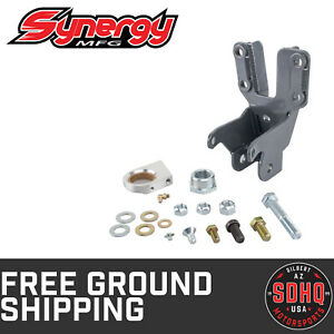Synergy Mfg 18 Current Jeep Jl Front Track Bar And Sector Shaft Brace 8869 01
