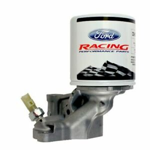 Ford Racing M 6880 M501 Oil Filter Adapter Incl Oil Filter Adapter Fasteners