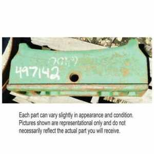 Used Weight Bracket Compatible With John Deere 6300 6500 6200 6400 L78555