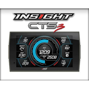 Edge Products 84130 3 Edge Insight Cts3 Digital Gauge Monitor