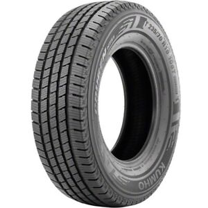 2357516 235 75r16 Kumho Crugen Ht51 106t Blk New Tire s Qty 2