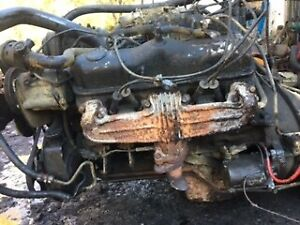 Dodge 318 Engine1965 Up W 727 4 X 4 Torqueflite And Transfer Case All Good