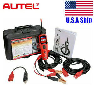 Autel Powerscan Ps100 Electrical System Diagnostic Tool Circuit Avometer Tester