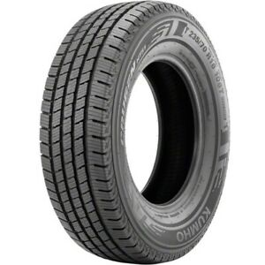 2256517 225 65r17 Kumho Crugen Ht51 102t Blk New Tire S Qty 4
