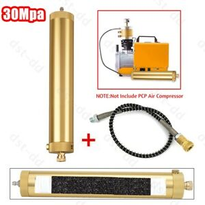 30mpa Oil water Separator Air Filter For Pcp Compressor Pump Scuba Diving Tank
