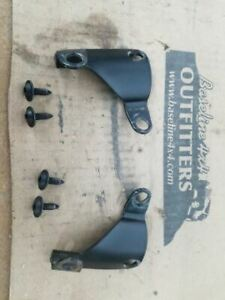 Jeep Tj Wrangler Soft Top Mounting Brackets 1997 1998 1999 2000 2001 2002 15936