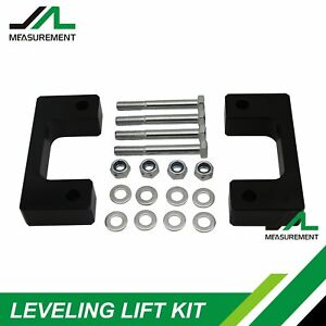 1 5 in Front Leveling Lift Kit For Chevy Silverado 07 2019 Gmc Sierra Gm 1500 Lm