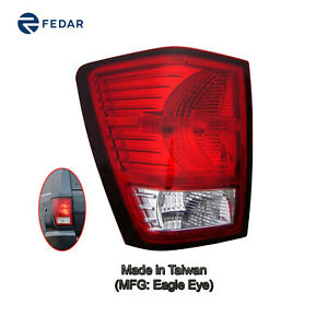 Tail Light Fit 2007 2008 2009 2010 Jeep Grand Cherokee Driver Side