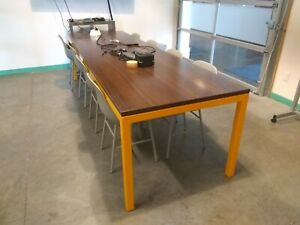 Custom Foundation Conference Room Table