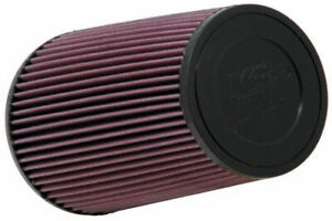 K n Universal Clamp on Air Filter 3 Inch Flange 6 Inch X 4 5 8 X 9 Inch Re 0810