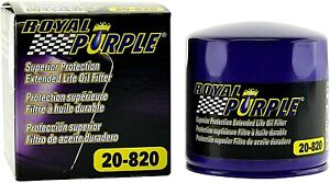 Royal Purple 20 820 Extended Life Premium Engine Oil Filter