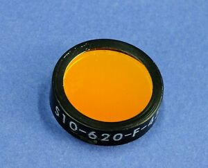 25 Mm Dia 620 Nm Interference bandpass Filter corion Glass Bpf Laser Optical
