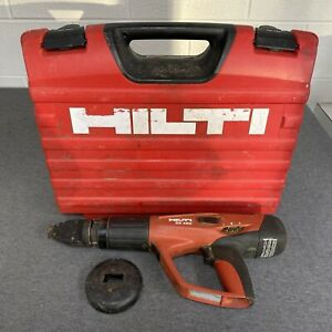 Hilti Dx460 Powder Actuated Fastening System W X 460 f8 Fastener Guide Case