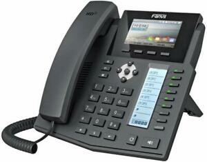 Fanvil Fan x5s 3 5 Color Display 6 Sip Lines Dss Screen Hd Voice Voip Phone
