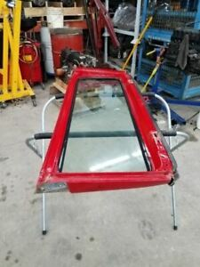 Jeep Tj Wrangler Oem Windshield Frame And Glass Pr4 Flame Red 2003 2006 30327