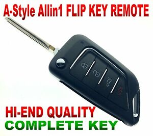 A Key Style Flip Remote For Range Rover Brand New Chip Never Used Keyless Entry