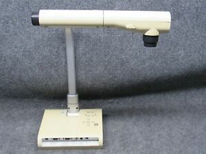 Elmo Model Tt 02s Document Camera Visual Presenter tested Working