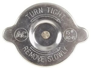 Chevy All Gm Ac Rc 15 Oem Reproduction Radiator Cap