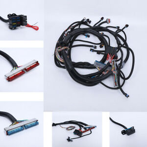 Standalone Swap Wiring Harness W 4l60e Transmission For 99 03 4 8 5 3 6 0 Ls1