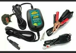 Deltran Battery Tender Waterproof 800ma 12 Volt Boat Marine Rv Automatic Charger