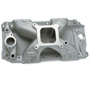 Gm Performance Parts 88961161 Intake Manifold Zz572 620 Engine For Chevy New