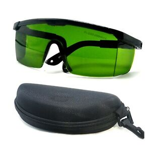 Bp3003 Ce 200nm 2000nm Ipl Laser Safety Glasses Od4 Protection Goggles Box
