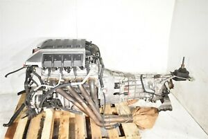 2013 Camaro Ss Ls3 Complete Engine Tr6060 Manual Trans Drop Out 89k Aa6659