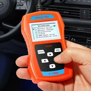 Vag506m Code Reader Support Tp Can And New Uds Protocol