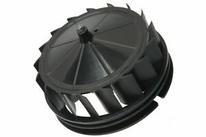 Center Blower Motor With Fan For Heater Blower Assembly Trunk Compartment