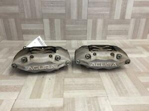2005 2012 Acura Rl Left And Right Front Calipers 2006 Oem