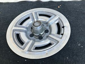 1966 1967 Ford Galaxie 500 7 Litre Hubcap Hub Cap Wheel Cover 15 C6az 1130c