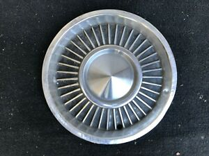 1958 1959 Oem Lincoln Continental Hubcap Wheel Cover 14