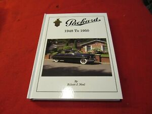 1948 50 Packard Book By Neal