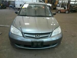 Grille Sedan Excluding Mx Fits 04 05 Civic 3658381