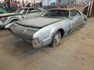 Front Bumper Center Section Only Chrome Fits 66 67 Toronado 706112