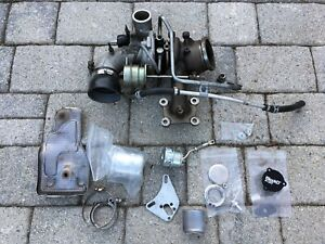 2013 18 Ford Focus St Turbo Charger Turbocharger Oem With Extras