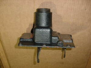 39 Ford Flathead 3 Speed Top Loader Shifter Tower Transmission Scta 1939